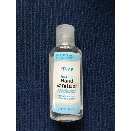 RIAP antibakteriální gel 62% alkoholu 60 ml