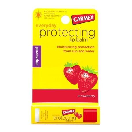 CARMEX Balzám na rty Strawberry - Jahoda 4,25g